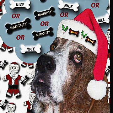 A Basset Christmas by DanceswithCats