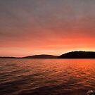 Sunset Walpole, Western Australia by JuliaKHarwood