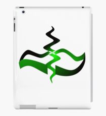 Environmental graphic symbol iPad Case/Skin