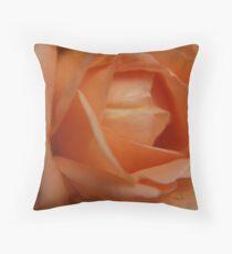 Sunday Rose Throw Pillow