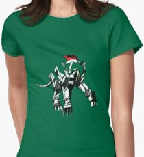 Green Lion Women's Fitted T-Shirt