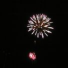 Fireworks at Boulia by julz