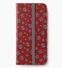 Christmas snowstorm iPhone Wallet/Case/Skin