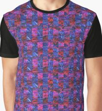 Blue Electric - Red Zap Graphic T-Shirt