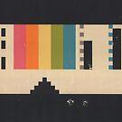 VHS Pixels by Hollis Brown Thornton