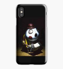 Mechanical Accordion Player iPhone Case