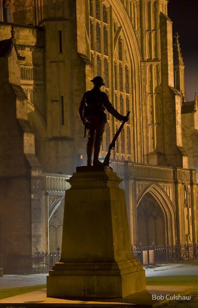 On Guard by Bob Culshaw
