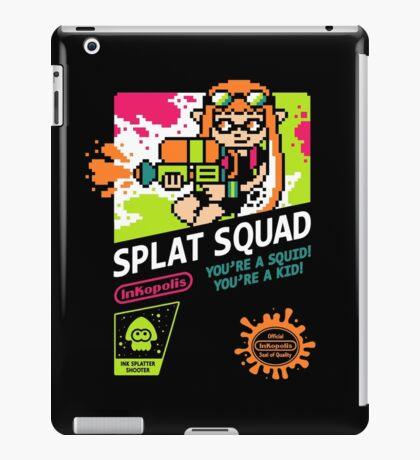 SPLAT SQUAD iPad Case/Skin