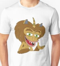 Maury the Hormone Monster - Big Mouth Unisex T-Shirt