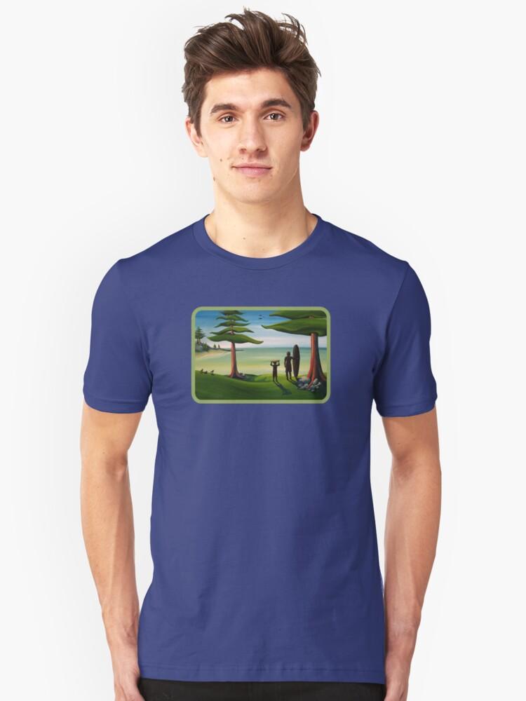 Beach Bros Shirt Unisex T-Shirt Front