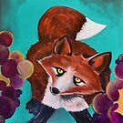 The Fox and the Grapes by Amanda  Shelton