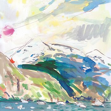 Narsarsuaq by JohnDouglas