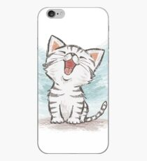 American Shorthair happy iPhone Case