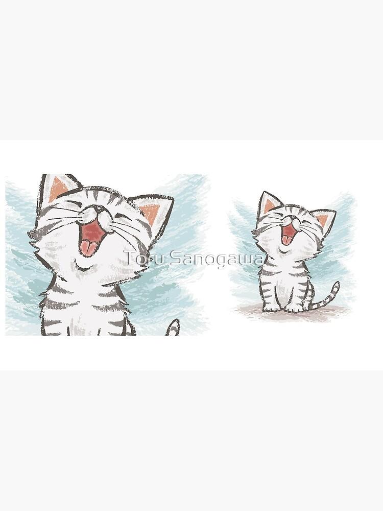 American Shorthair happy by sanogawa