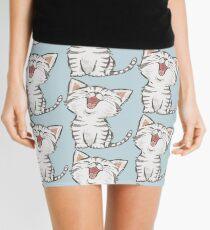 American Shorthair happy Mini Skirt