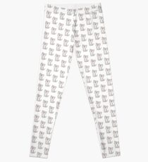 American Shorthair heureux Leggings