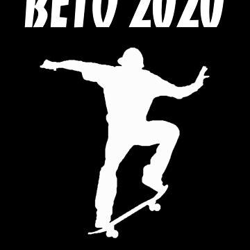 Beto 2020 Viva America by Thelittlelord