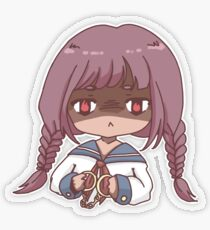 It's Jail Time Onii-Chan Transparent Sticker