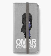 Omar Comin', Yo! iPhone Wallet/Case/Skin