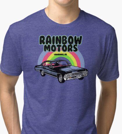 Rainbow Motors Tri-blend T-Shirt