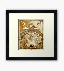 Land of Meaning - Traditional Framed Print