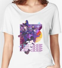 1-800-LOLICOP Relaxed Fit T-Shirt