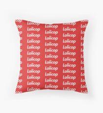 Supreme Lolicop Floor Pillow