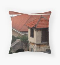 Never Really Was Throw Pillow