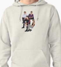 Sister Squad  Pullover Hoodie