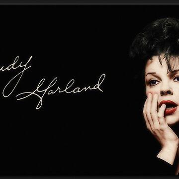 Judy Garland by rgerhard