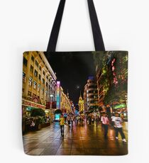 Welcome to Nanjing Dong lu Tote Bag