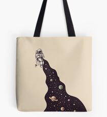 Universe is Knit Tote Bag