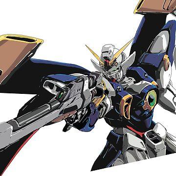 Wing Gundam by lman32
