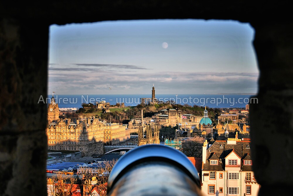 Defending Edinburgh by Andrew Ness - www.nessphotography.com