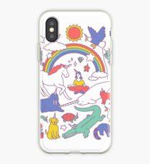 Unicorns! iPhone Case
