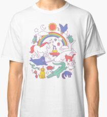 Unicorns! Classic T-Shirt