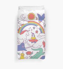 Unicorns! Duvet Cover