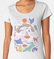 Unicorns! Women's Premium T-Shirt