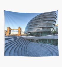 London City Hall Wall Tapestry