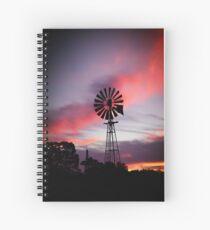 Stand Alone.....Mannum Spiral Notebook