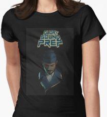 Jon Bellion: Glory Sound Vorbereitung Tailliertes T-Shirt für Frauen