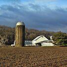 Western Maryland Farm by James Brotherton