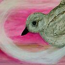 Heavenly Bird by veronica j. k.