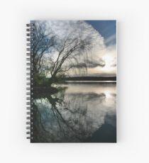Mannum nights Spiral Notebook