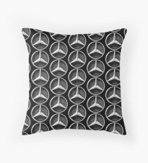 BenZ Throw Pillow