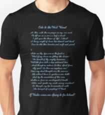 Ode to the West Wind Unisex T-Shirt