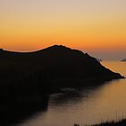Cornwall: Doyden Silhouette by Rob Parsons (Just a Walker with a Camera)