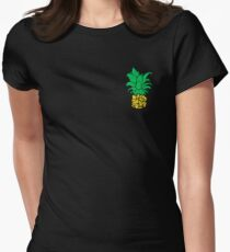 Missing home Women's Fitted T-Shirt