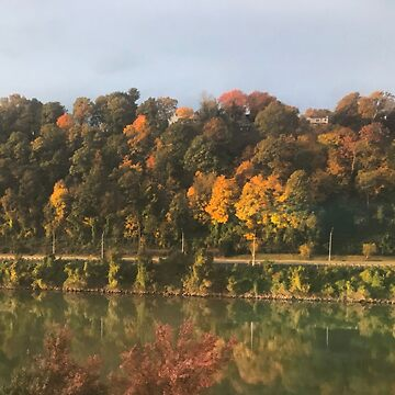 Fall Reflections by rrh723