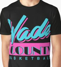 Wade County Basketball - Nights Graphic T-Shirt
